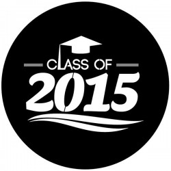 Rosco Steel Gobo SLS 0034 Class of 2015