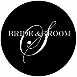 Rosco Steel Gobo SLS 0043 Wedding Bride and Groom Names
