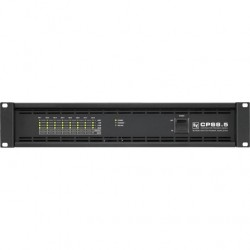 Electro-Voice CPS 8.5 Power Amplifier - 8 Channel - 8 x 500W