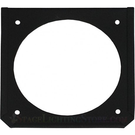 City Theatrical 125mm Color Frame - White