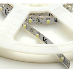 City Theatrical QolorFLEX RGB White LED Strip