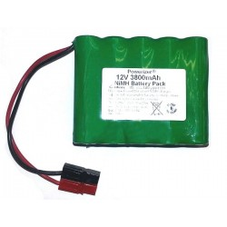 City Theatrical Battery Pack Ni-MH 12V 3800 mAh