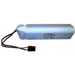 City Theatrical Battery Pack Ni-MH 12V 5000 mAh