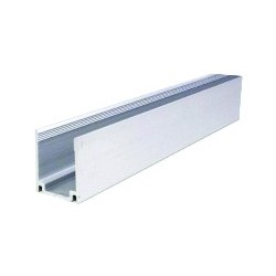 City Theatrical NuNEON Surface Mount Aluminum Channel 2M