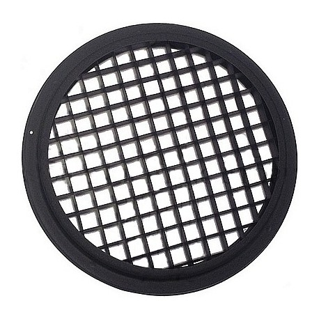 City Theatrical Egg Crate Louver (S4 Ellipsoidal) - White