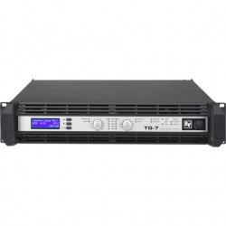 Electro-Voice Tour Grade Amp - 2x 2500W at 4 Ohms 2x 3500W at 2 Ohms