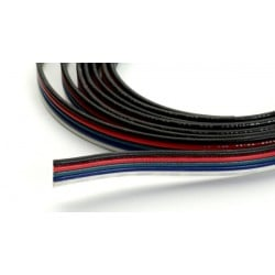 City Theatrical Ribbon Cable Five Conductor 18 GA (per Foot)