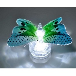 Fortune Sparkle Lite Butterfly Green - 5 Pack