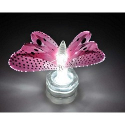 Fortune Sparkle Lite Butterfly Pink - 5 Pack