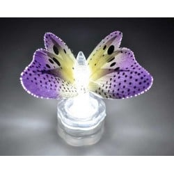 Fortune Sparkle Lite Butterfly Purple - 5 Pack