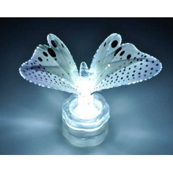 Fortune Sparkle Lite Butterfly White - 5 Pack
