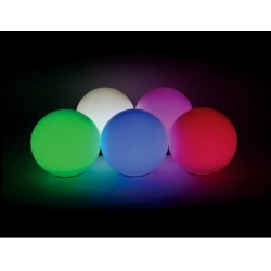 Fortune Rainbow Orb 9.5in.