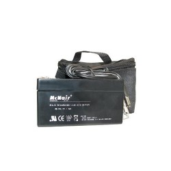 Nady Audio Rechargeable Battery for WA-120 with Case
