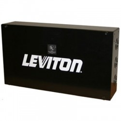 Leviton Grid Iron Junction Box with W/6-20A Terminals