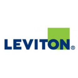 Leviton Flush Mount Plug Box with 5-20A Stage Pin Flush Connectors