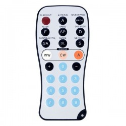 ADJ LED Wireless Remote Control for RC Series