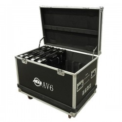 ADJ AV6FC - Road Case for AV6 Video Panels