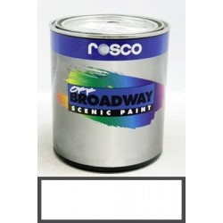 Rosco Off Broadway White - Quart