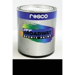 Rosco Off Broadway Black - Quart