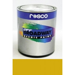 Rosco Off Broadway Yellow Ochre - Quart
