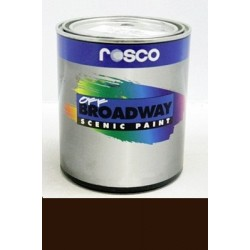 Rosco Off Broadway Burnt Umber - Quart