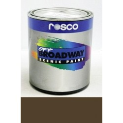 Rosco Off Broadway Earth Umber - Quart
