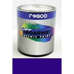 Rosco Off Broadway Ultramarine Blue - Quart