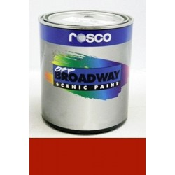 Rosco Off Broadway Deep Red - Quart