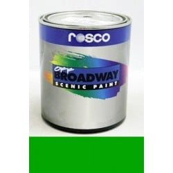 Rosco Off Broadway Emerald Green - Quart