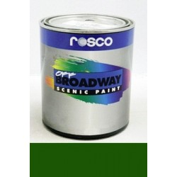 Rosco Off Broadway Chrome Oxide Green - Quart