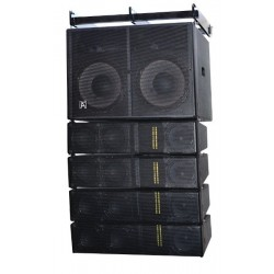 OmniSistem Beta 3 - R12/R6 Active Compact Line Array System