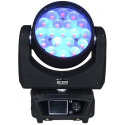 Blizzard Stiletto Beam/Wash Moving Head with Zoom + Glo