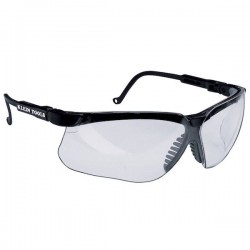 Protective Eyewear With Clear Lens