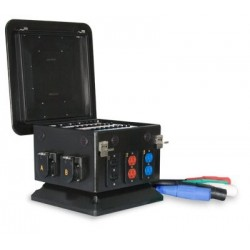 Lex 200A Pagoda with Tail Input to LSC19 Receptacles