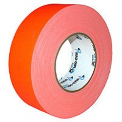 ProGaff 2in. x 50 yds - Fluorescent Orange Tape