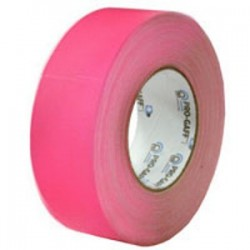 ProGaff 2in. x 50 yds - Fluorescent Pink Tape