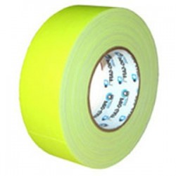 ProGaff 2in. x 50yds - Fluorescent Yellow Tape