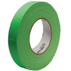 ProGaff 1in. x 50 yds - Fluorescent Green Tape