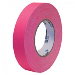 ProGaff 1in. x 50yds - Fluorescent Pink Tape
