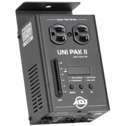 ADJ Uni Pak II DMX Dimmer / Switch Pack - 1 Channel