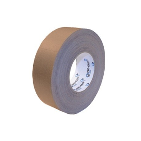 Progaff 2in x 55 yds tan light brown tape stage lighting store progaff 2in x 55 yds tan light brown tape mozeypictures Gallery