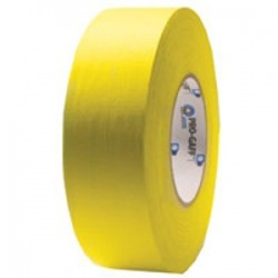 ProGaff 2in. x 55 yds - Yellow Tape
