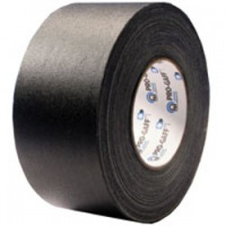 ProGaff 3in. x 55yds - Black Tape