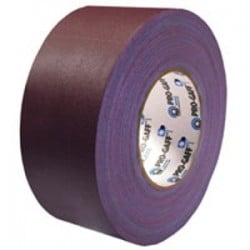 ProGaff 3in. x 55yds - Burgundy Tape