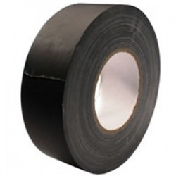 Stage Gaff 2in. x 60 yds - Matte Black Tape