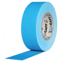 ProGaff 2in. x 50 yds - Fluorescent Blue Tape