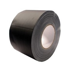 Stage Gaff 4in. x 60 yds - Matte Black Tape