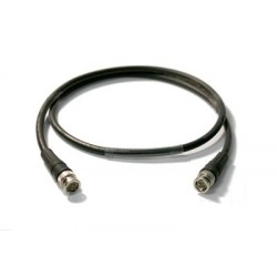 Lex Pro Video 4-Way RG6 BNC Cable - 3'