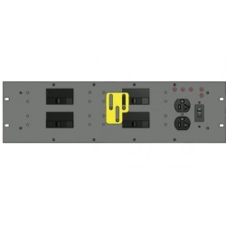 Lex Main Breaker Panel - 200A 3 Phase to 300A Singe Phase