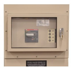 Lex 100A Company Switch Type 3R Weatherproof 6 Wire